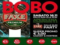 Sabato 16 FAXE PARTY - BOBO CHECK POINT