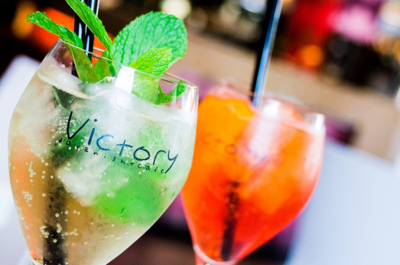VICTORY SPRITZTERAPY - San Massimo - VICTORY CAFE'
