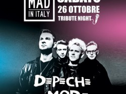 STRANGE MODE (tribute Depeche Mode) - MAD' IN ITALY