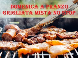 Domenica GRIGLIATA MISTA NO-STOP - RANCH STEAK HOUSE